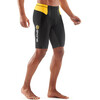Skins TRI400 Tri Shorts Men Black/Yellow